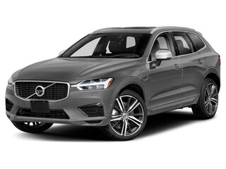New 2019 Volvo XC60 Hybrid T8 R-Design SUV For sale Concord NH, near Hooksett