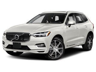 New 2019 Volvo XC60 Hybrid T8 Inscription SUV in Norwood, MA