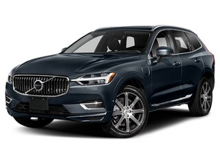 2019 Volvo XC60 Hybrid T8 Inscription SUV LYVBR0DL2KB235153