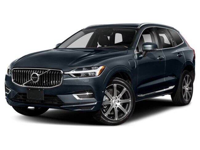 New 2019 Volvo XC60 Hybrid T8 Inscription SUV Jacksonville, FL