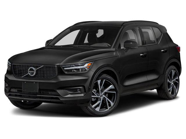 Volvo xc40 lease deals