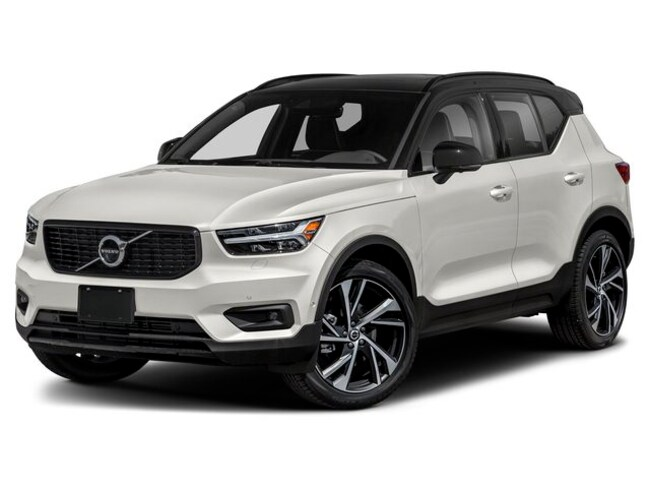 New 2019 Volvo XC40 T4 R-Design SUV in Manchester, MO