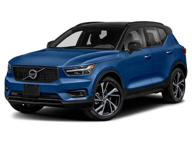 New 2019 Volvo XC40 T4 R-Design SUV Elmsford