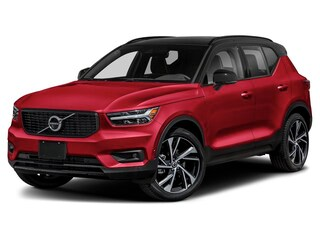 New 2019 Volvo XC40 T5 R-Design SUV YV4162XZ2K2019771 in Huntsville, AL