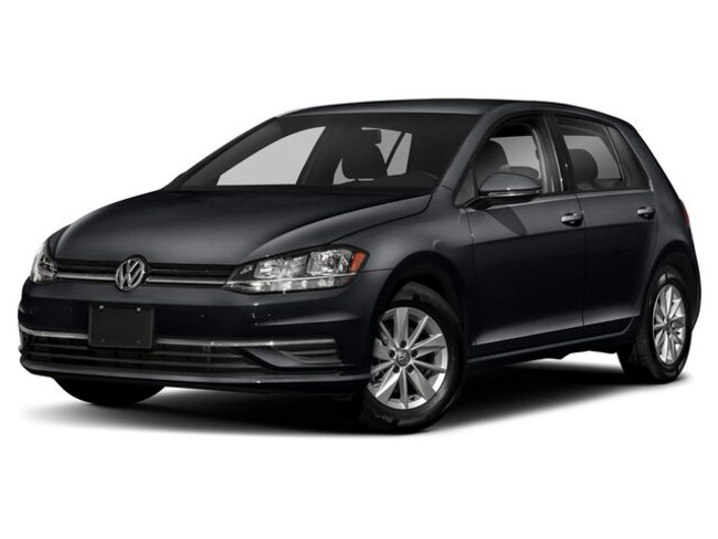 New 2019 Volkswagen Golf 1.4T SE Hatchback for sale in Staunton, VA