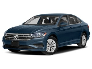 New 2019 Volkswagen Jetta 1.4T S w/ULEV Sedan Colorado Springs