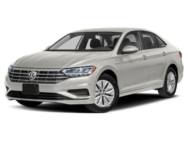 New 2019 Volkswagen Jetta 1.4T S w/ULEV Sedan in Bloomington IN