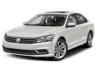 New 2019 Volkswagen Passat 2.0T SE R-Line Sedan in Garden Grove