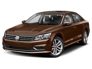 New 2019 Volkswagen Passat 2.0T SE R-Line Sedan in Houston