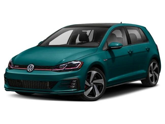 2019 Volkswagen Golf GTI SE Hatchback