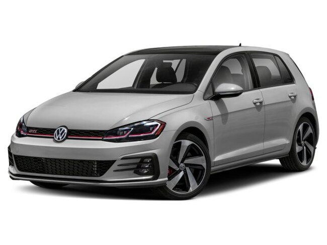 2019 Volkswagen Golf GTI 2.0T SE Hatchback 3VW6T7AU9KM036245