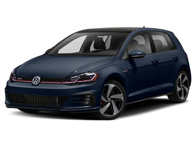 New 2019 Volkswagen Golf GTI 2.0T SE Hatchback Colorado Springs