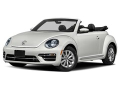 New 2019 Volkswagen Beetle 2.0T S Convertible for sale in Houston
