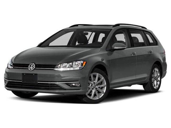 New 2019 Volkswagen Golf SportWagen S Wagon for sale in Aurora, CO