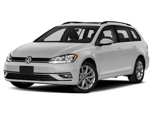 2019 Volkswagen Golf Sportwagen S 1.4T S Manual