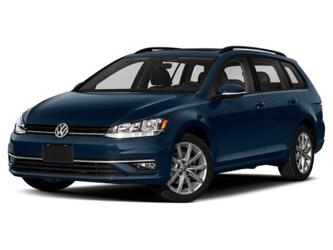 2019 Volkswagen Golf Sportwagen 1.4T S Auto