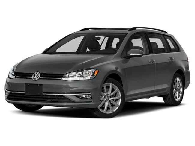 New 2019 Volkswagen Golf SportWagen SE Wagon for sale in Aurora, CO