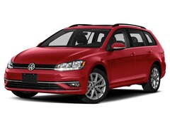 New 2019 Volkswagen Golf SportWagen 1.4T SE Wagon for sale in Houston