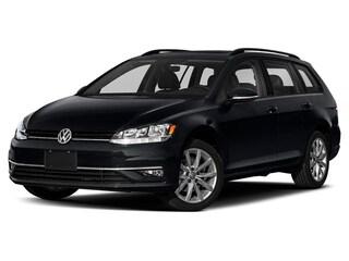 New 2019 Volkswagen Golf SportWagen 1.8T S 4MOTION Wagon 3VW217AU0KM501905 Hanover, MA