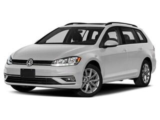 New 2019 Volkswagen Golf SportWagen 1.8T S 4MOTION Wagon for sale in Auburn, MA