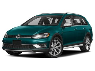 New 2019 Volkswagen Golf Alltrack TSI SE Wagon for sale in Auburn, MA