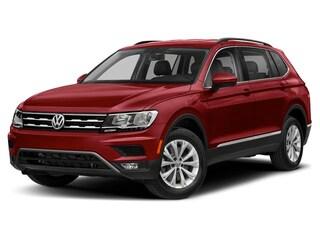 New 2019 Volkswagen Tiguan 2.0T S SUV Fort Myers