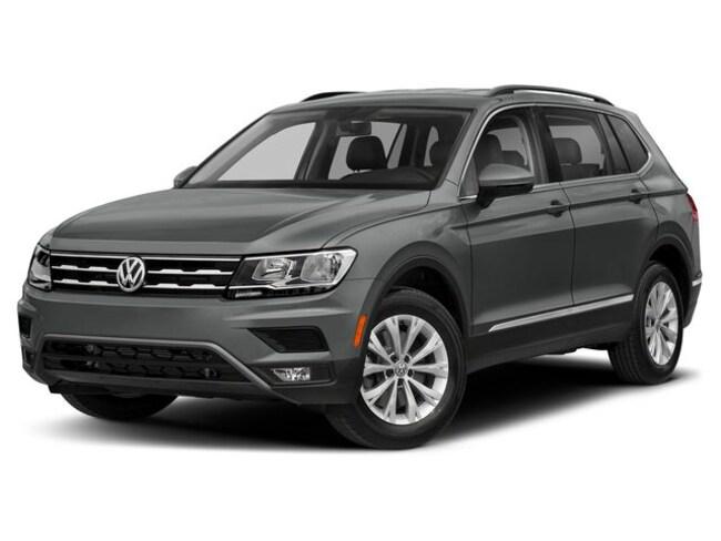 2019 Volkswagen Tiguan 2.0T SEL SUV