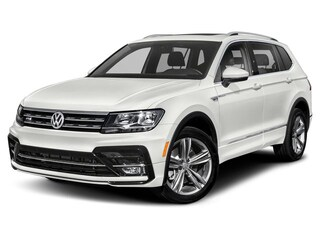 2019 Volkswagen Tiguan 2.0T SEL R-Line Jet-Black SUV 3VV3B7AXXKM116075
