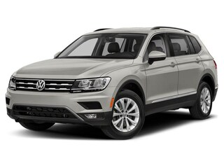 New 2019 Volkswagen Tiguan 2.0T S 4MOTION SUV for sale in Lynchburg, VA