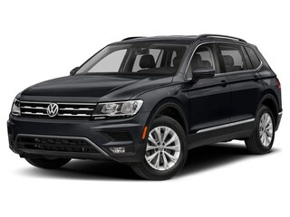 New  2019 Volkswagen Tiguan 2.0T SE 4MOTION SUV 3VV2B7AX3KM022812 V6198 in Bloomington IN