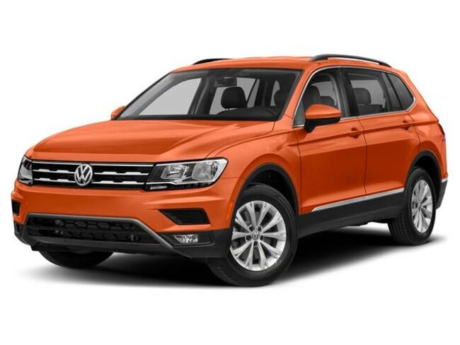 New 2019 Volkswagen Tiguan 2.0T SE 4MOTION SUV for sale in Bristol, TN