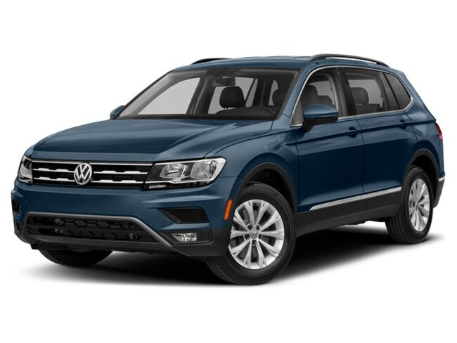 New vehicle 2019 Volkswagen Tiguan 2.0T SEL SUV for sale near you in Turnersville, NJ