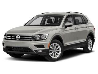 2019 Volkswagen Tiguan SEL 4motion SUV