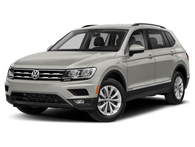 2019 Volkswagen Tiguan 2.0T SEL 4MOTION SUV New Volkswagen Car for sale in Bernardsville, New Jersey