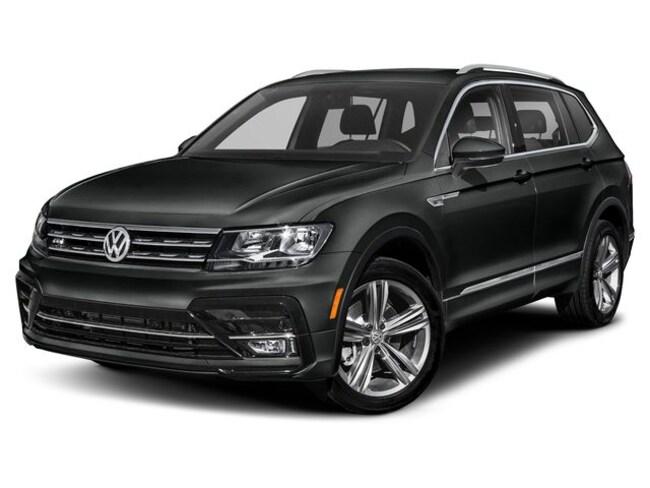 2019 Volkswagen Tiguan 2.0T SEL Premium R-Line SUV