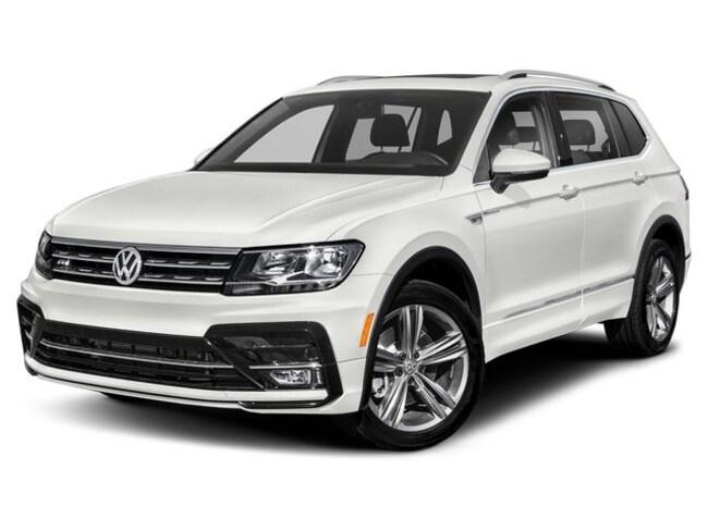 2019 Volkswagen Tiguan SEL R-Line Black SUV