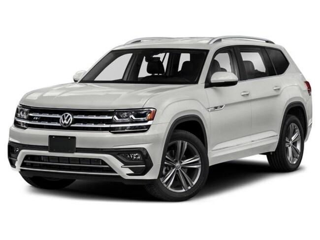 2019 Volkswagen Atlas SE w/Technology R-Line SUV