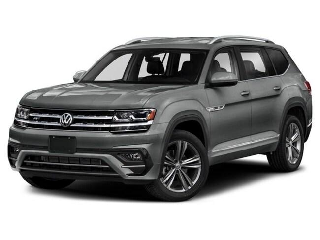 2019 Volkswagen Atlas 3.6L V6 SE w/Technology R-Line Sport Utility