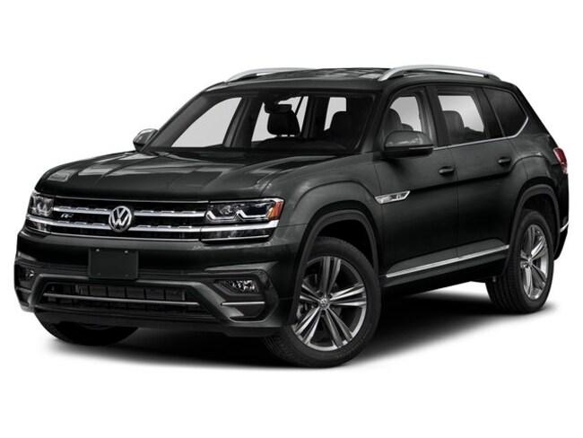 2019 Volkswagen Atlas 3.6L V6 SE w/Technology R-Line SUV 1V2YR2CA5KC602630