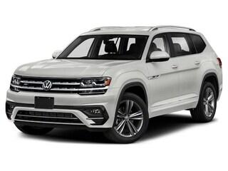 New 2019 Volkswagen Atlas SEL R-Line SUV 1V2SR2CA9KC569637 for sale in San Rafael, CA at Sonnen Volkswagen