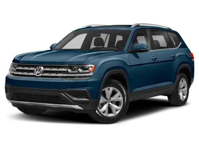 2019 Volkswagen Atlas 2.0T SE SUV 1V2DP2CA5KC617620