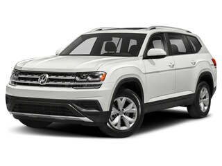 new 2019 Volkswagen Atlas 2.0T SE w/Technology SUV for sale near Bluffton