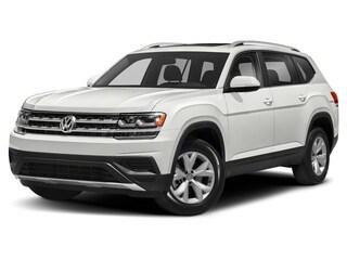 2019 Volkswagen Atlas 3.6L V6 S 3.6L V6 S 4MOTION
