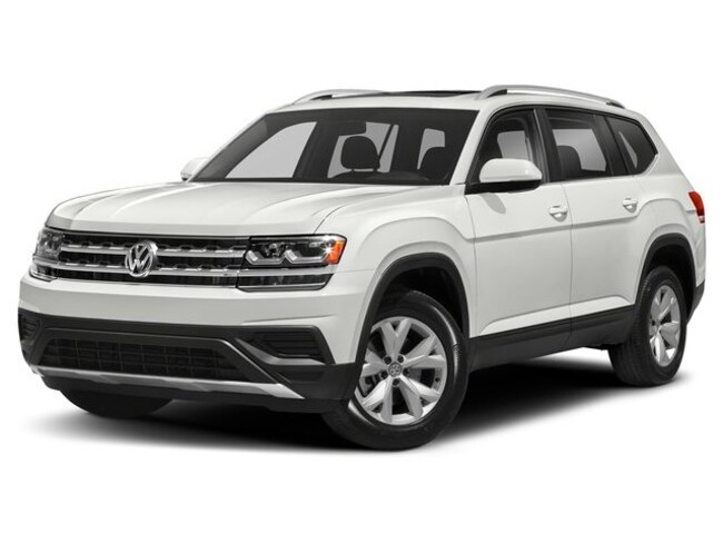 2019 Volkswagen Atlas 3.6L V6 S 4MOTION SUV New Volkswagen Car for sale in Bernardsville, New Jersey