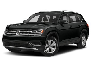 New 2019 Volkswagen Atlas 3.6L V6 SE SUV 190118 for Sale in North Attleboro, MA, at Volkswagen of North Attleboro