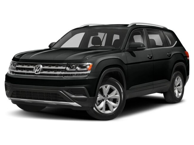 New 2019 Volkswagen Atlas 3.6L V6 SE 4MOTION SUV in Bloomington IN
