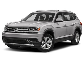 New 2019 Volkswagen Atlas 3.6L V6 SE SUV 190117 for Sale in North Attleboro, MA, at Volkswagen of North Attleboro