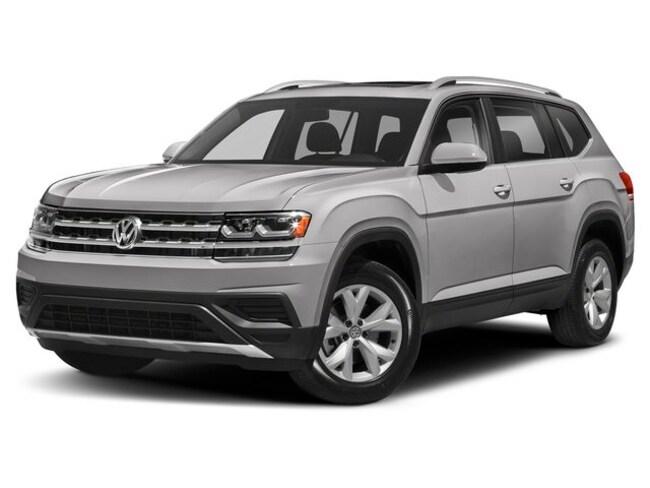 New 2019 Volkswagen Atlas 3.6L V6 SE SUV in Bloomington IN