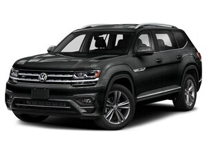 2019 Volkswagen Atlas 3.6L V6 SE w/Technology R-Line 4MOTION