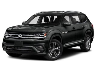 New 2019 Volkswagen Atlas SE w/Technology R-Line and 4motion SUV in Grand Rapids